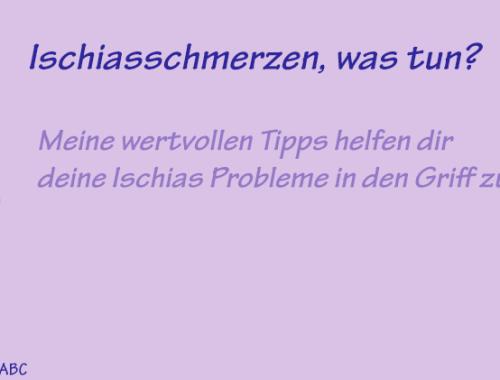 Ischiasschmerzen_Logo