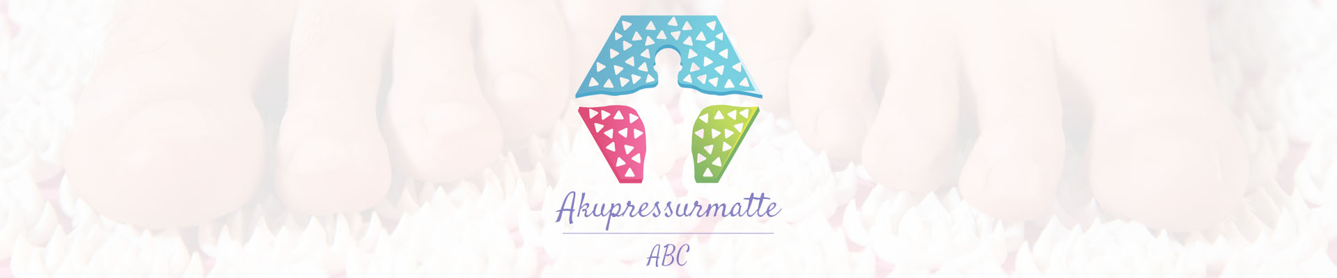 Akupressurmatte ABC
