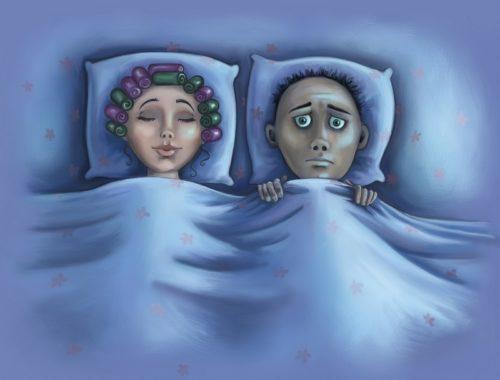 natuerliche schlafmittel - insomnie
