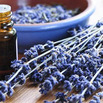 natürliches Hausmittel - Lavendel